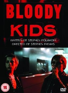 Bloody Kids DVD Cover