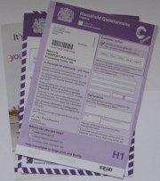 Census Form 2011