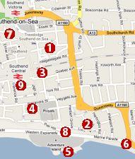 Essentials Map