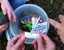 Southend Geocache Find 03