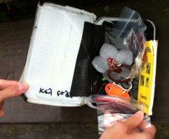 Southend Geocache Find 04