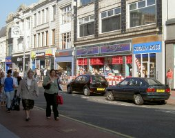 Southend High Street, lower half