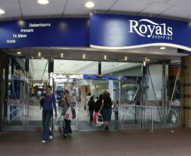 The Royals, Southend High Street
