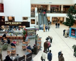 Victoria Shopping Centre in Southend