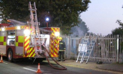 Leigh fire 04 June 2010