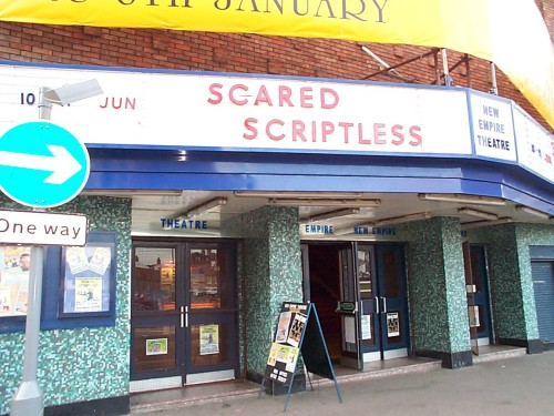 New Empire Theatre in 2000