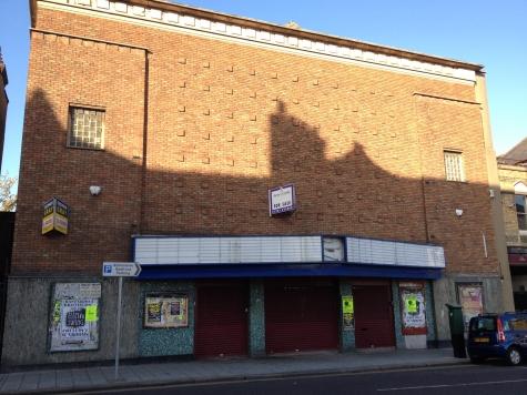 New Empire Theatre November 2011