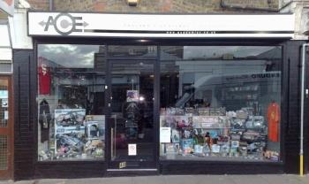 Ace Comics, York Road, Southend-on-Sea