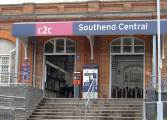 Southend Central Railway Station