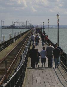 Southend Pier Walk