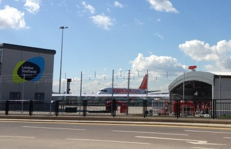 New Southend Airport Terminal Building