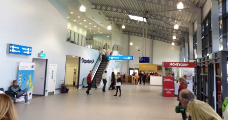 Southend Airport Main Terminal Building