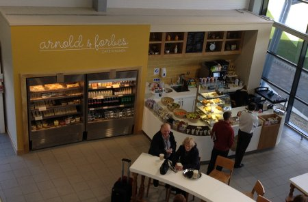 Southend Airport Terminal Cafe