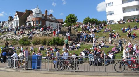 Southend Airshow 2010 - Audience Shot