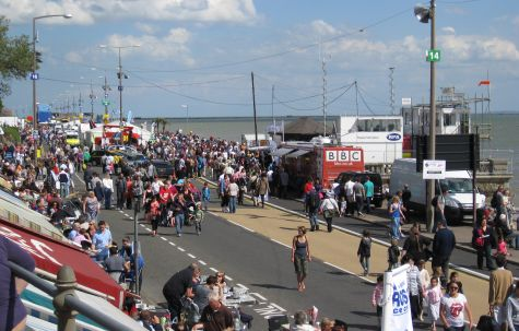 Southend Airshow 2010 - Another Esplanade shot