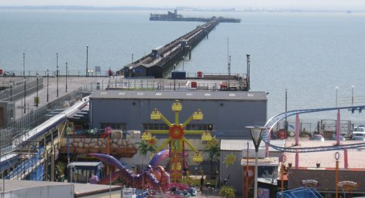 Southend Pier May 2010