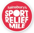 Sport Relief Mile Logo