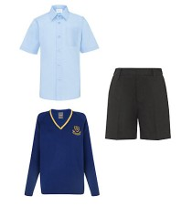 St Michaels Boys Summer Uniform
