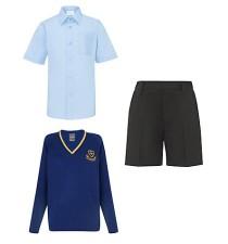 St Michaels Boys Summer Uniform