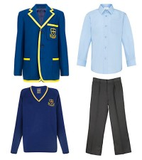 St Michaels Boys Winter Uniform