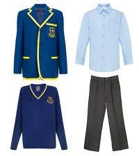 St Michaels Boys Winter Uniform