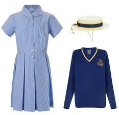 St Michaels Girls Summer Uniform