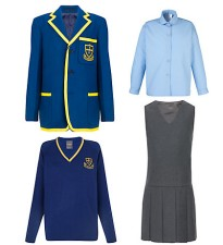 St Michaels Girls Winter Uniform
