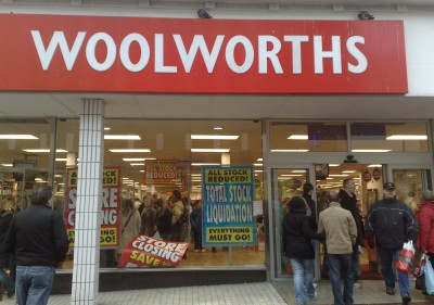 Woolworths Southend