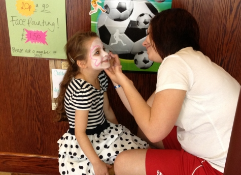 Charity Facepainting