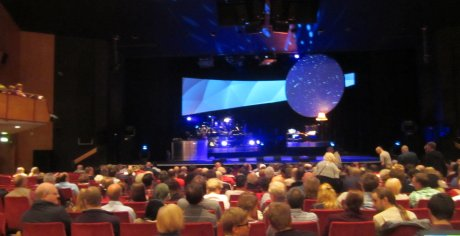 Hitchhikers Guide Radio Show Live - Southend set