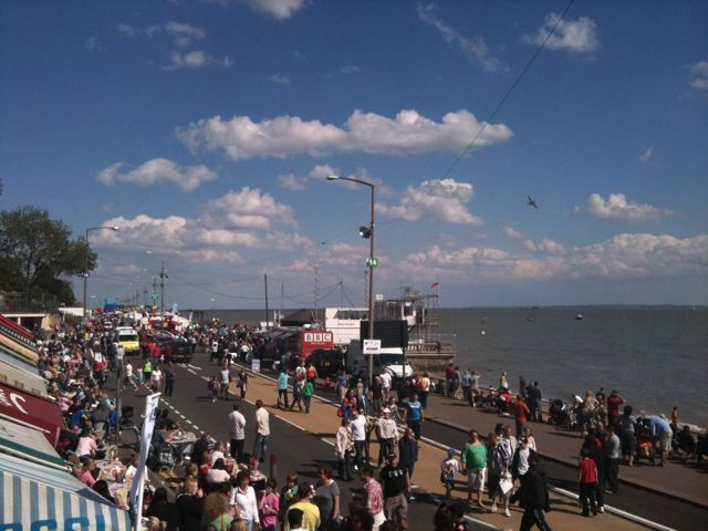 Southend Airshow Day One