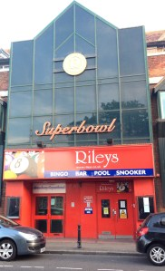 Rileys Superbowl - 20 Aug 2013