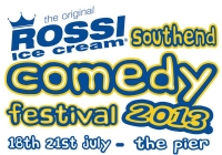 Southend Comedy Festival, July 2013
